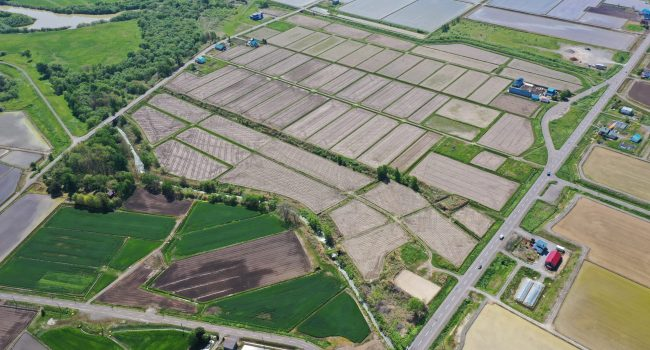 農業土木工事